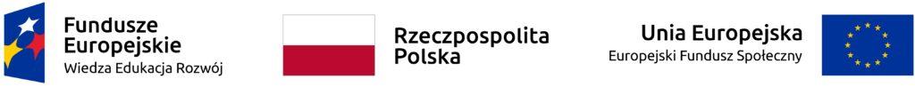 Obrazek wprowadzający - Fundusze europejskie, Flaga Polski